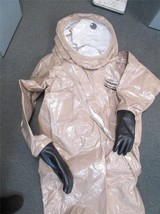 RC550T-TN DuPont Size Lrg Tychem Responder CSM Level A Chemical Protecti... - $1,781.99