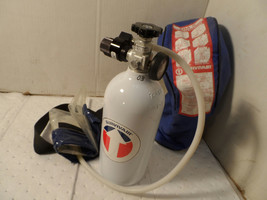 Survivair EBA-5 Permissible Five Minute Compressed Air Breathing Apparatus - $324.72