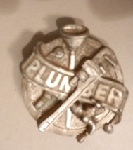 1982 VINTAGE GREAT AMERICAN BUCKLE CO PLUMBER P... - $22.43