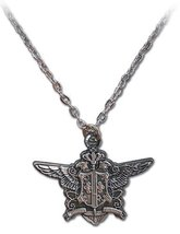 Black Butler: Phantomhive Emblem Necklace - $9.79