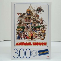 Animal House Movie Poster 300 Piece Jigsaw Puzzle Blockbuster NEW SEALED - $8.00