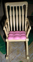 Doll House Rocking Chair - $3.00