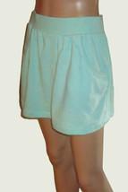 Victoria's Secret $38 Casual Aqua Green Fleece Skirt with Pockets XS - $16.50