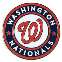 Fanmats MLB Washington Nationals Diecast 3D Color Emblem Car Truck 2-4 Day Del. - $15.83