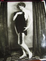Deadwood Naughty Girl Risque Original Photograph From a Glass Negative F... - $25.00