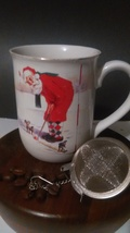 "Otagiri Santa's Time Off ""Easy Putt"" Mug - $12.95"