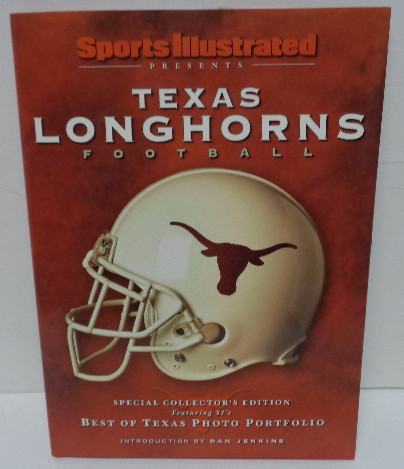Texas Longhorns Football Sports Illustrated Special Collector's Edition NEW