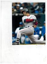 Dustin Pedroia Bat NPF Boston Red Sox 11X14 Color Baseball Memorabilia Photo - $14.95