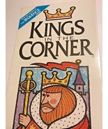 """""""Kings In The Corner"""" Board Game ~  Factory Sealed ~ USA Made NIB - $12.99"""