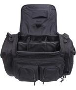 Black Deluxe Concealed Carry CCW Law Enforcement Shoulder Gear Bag - $79.99
