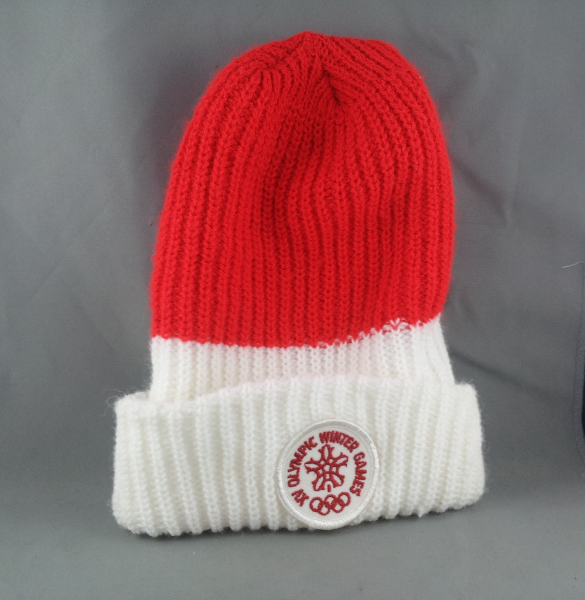 5c3ba80e8ee Img 2707149041 1454211022. Img 2707149041 1454211022. Previous. 1988 Winter  Olympic Games Wool Hat   Toque - Calgary Canada ...