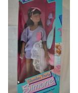 "Maxie-Slumber Party Simone -  11 1/2"" Doll,1988, Model# 8271-Brand New  - $29.99"