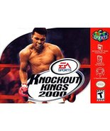 Knockout Kings 2000 [Nintendo 64] - $3.75