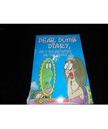 DEAR DUMB DIARY AM I THE PRINCESS OR THE FROG PAPERBACK SCHOLASTIC - $4.00