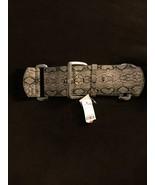 Women's Animal Print Belt Size Medium Stylish - $7.99