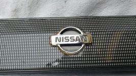 98-99 Nissan Sentra B14 Tail Light Center Reflector Panel Carbon Fiber Look image 4