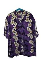 Hilo Hattie The Hawaiian Original Men's Floral Hibiscus Island Shirt Siz... - $32.61