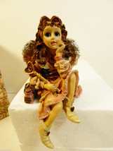 Boyds Bears 1996 Angelina Smidge AngelLove Wee Folk Ccollection figurine... - $20.79