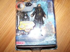 Disney Pirates of the Caribbean POTC Blackbeard... - $16.00