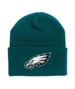 Philadelphia Eagles NFL Green Winter Cuffed Kni... - $13.85