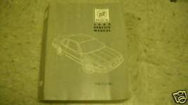 1989 BUICK REGAL Service Shop Repair Manual OEM 89 FACTORY GM BOOK - $44.50