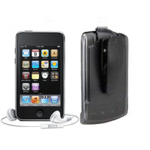 Music NEW Ipod Touch 3 Keep It Movin Holster Case Belt Clip 3rd Gen I-pod - $43.02
