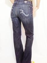 Rock & Republic Cut#003159 Dark Blue Jeans Size 27 - $24.03