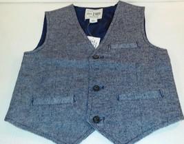 The children's place boys Herringbone vest size 2T months (#B1 ) - $14.10