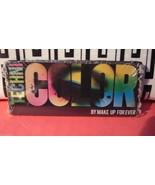 Make Up For Ever Makeup Forever Technicolor eye shadow Palette Rare sealed - $29.99