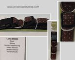 Large breed dog collar collage thumb155 crop