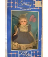 """Holiday Girl 8"""" Ginny-Asst. No. 70001- 1984 Vogue Doll-Brand New in the ... - $30.99"""