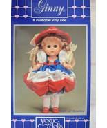 "Spirit of America Ginny-8"", 1984  Vogue Doll-No. 71011-Brand New in Orig... - $29.99"