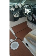 "2005-2013 Mastercraft X45 Cockpit Boat EVA Teak Decking 1/4"" 6mm - $882.00"