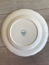 "Franciscan Desert Rose Dinner Plates Set 2 10 5/8"" Made in England 1995 image 4"