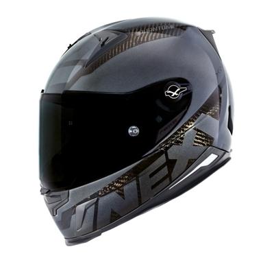 Warhawk Black Eagle Talon Mohawk Stick on Helmet Spike Strip Ski Motorcycle