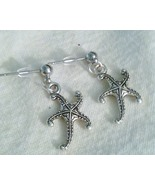 Starfish Stainless Steel Post Earrings - $8.99