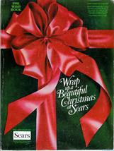 SEARS WISH BOOK FOR THE 1981 SEASON CHRISTMAS CATALOG - $49.01