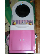 Doll House Bathroom Sink & Vaniety - $2.95