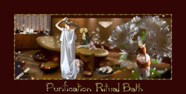Purification Ritual Bath, Cleansing, remove negativity, evil eye,Clearing - $22.22