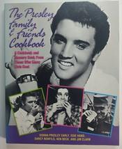 Elvis Presley Family Friends Cookbook 1998 Donna Presley Early Edie Hand... - $21.77