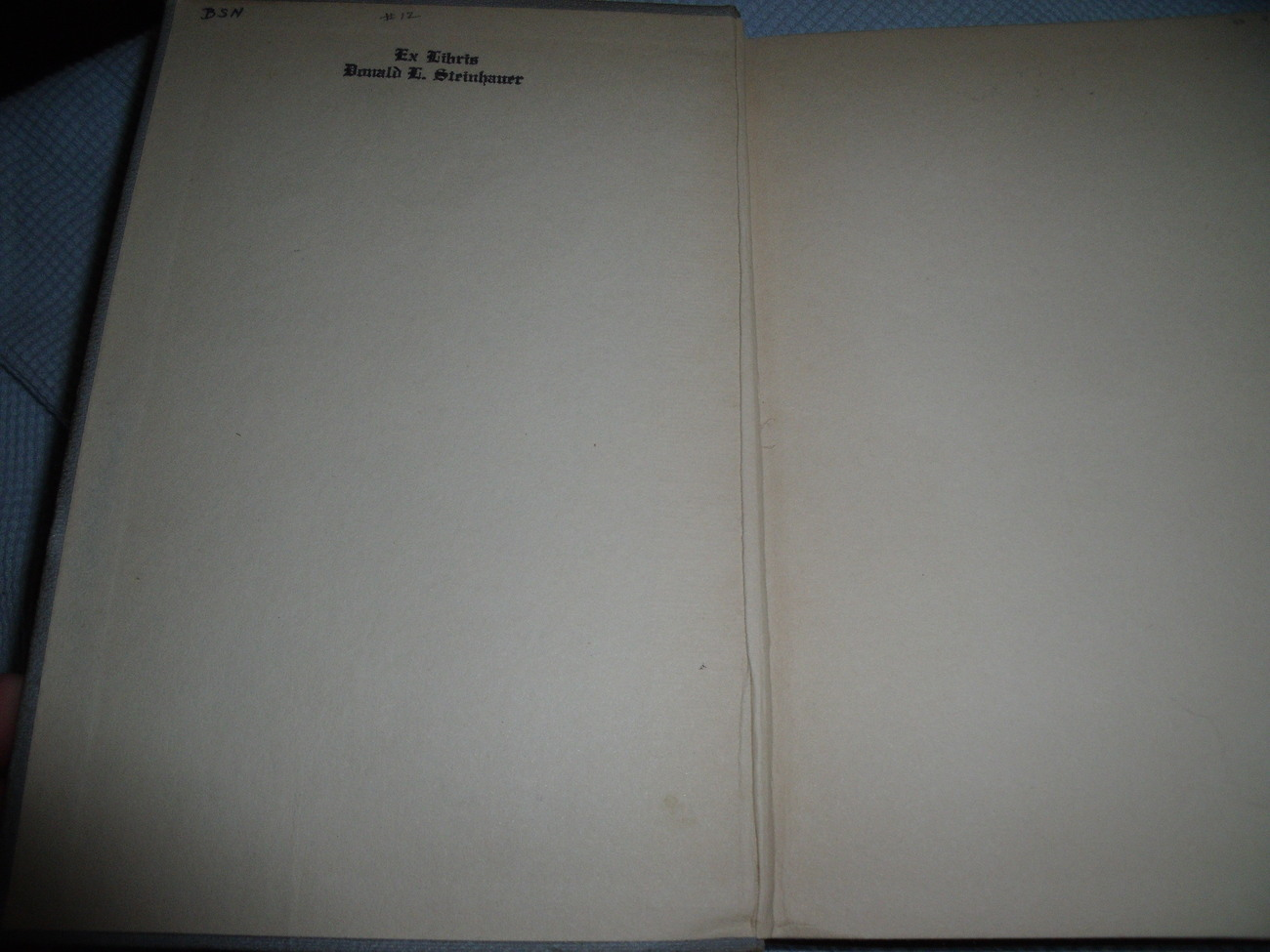 Lego Lamb, Southpaw By Burt L. Standish first edition 1923