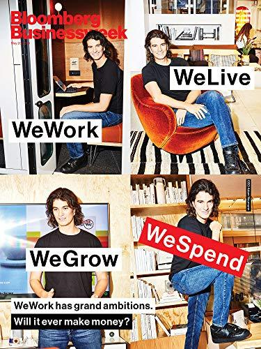 Primary image for Bloomberg Businessweek Magazine (May 20, 2019) WeWork Has Grand Ambitions Will I