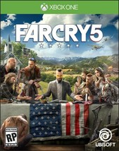 Far Cry 5 Standard Edition Bilingual Xbox One  - $91.97