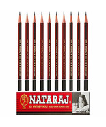 2 PACK NEW Natraj Pencils ( 10 PENCIL IN 1 BOX ) TOTAL 20 PENCILS IN BES... - $9.81