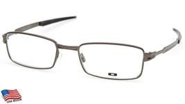 New Oakley Tumbleweed OX3112-0451 Matte Cement Eyeglasses Frame 51-18-143 B30mm - $63.69