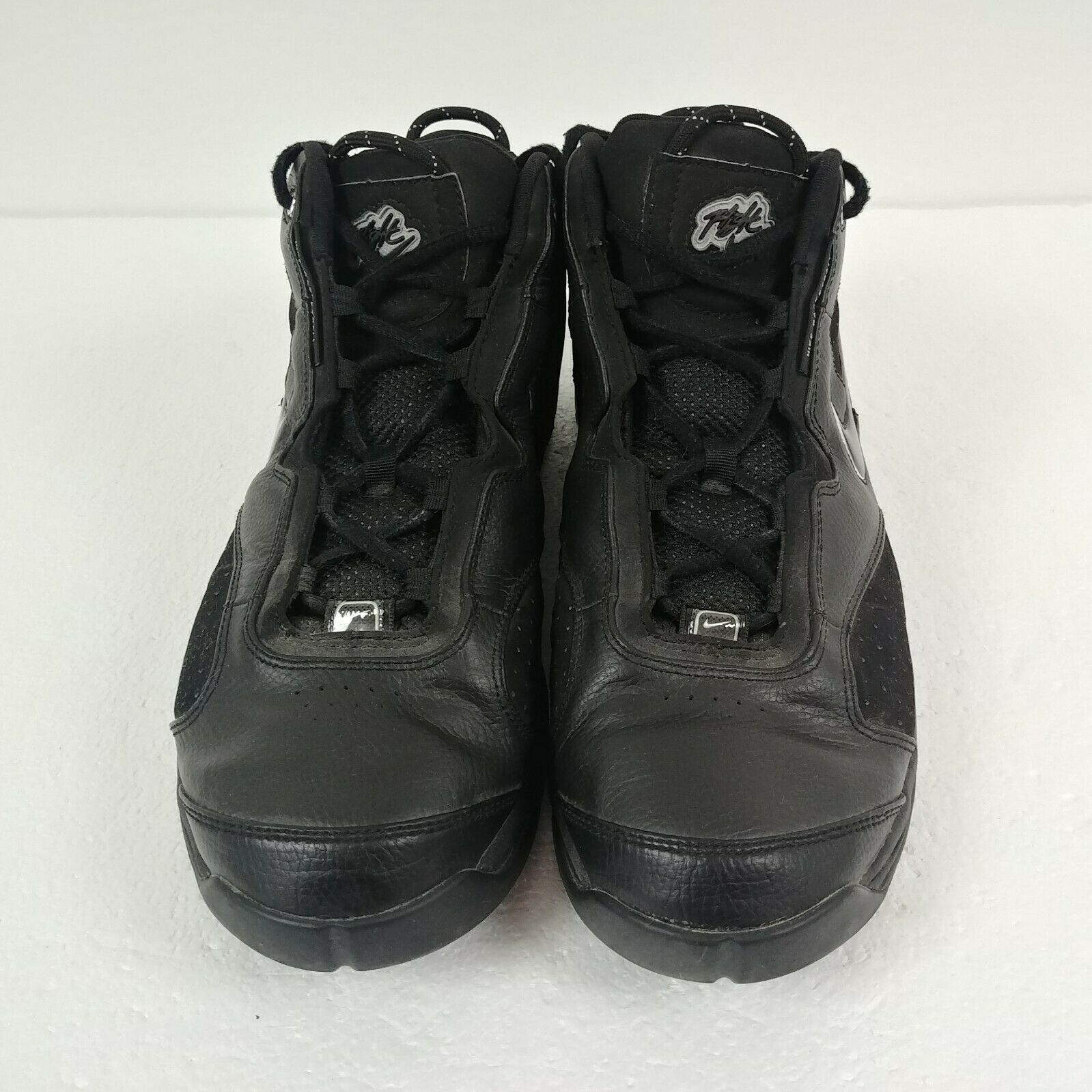 Nike Flight Fury Basketball Shoes Black 310102-001 Mens Size 13 Athletic Train image 6