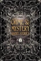 Crime & Mystery Short Stories (Gothic Fantasy) [Hardcover] Edwards, Mart... - $14.84
