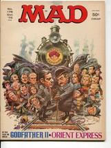 Mad-Magazine-#134-Dec-1970-Mort Drucker-Don Martin-David Berg - $50.44