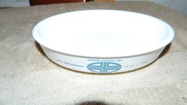 Corning Ware H-7 Rare 1964 Corning Ny Chamber Of Commerce Dish Free Usa Ship - $37.39
