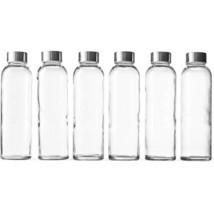 Epica 18-Oz. Glass Beverage Bottles, Set of 6 - $38.95
